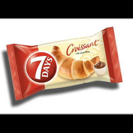 Круассаны 7 Days Chipita 60г. midi какао, фото 2