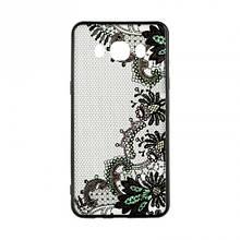 Чехол накладка силиконовый Rock Tatoo Art для Huawei P20 Lite Color Flowers