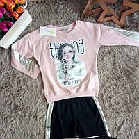 Стильный костюм для девочки 6-14лет от little star