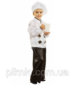 Детский карнавальный костюм Повара для детей 5-9 лет 344, фото 2