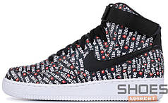 """Женские кроссовки Nike Air Force 1 High """"Just Do It"""""""