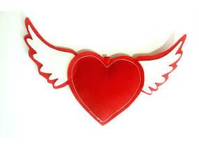 Набор сердец подвесных 10 шт арт 2012, фото 3