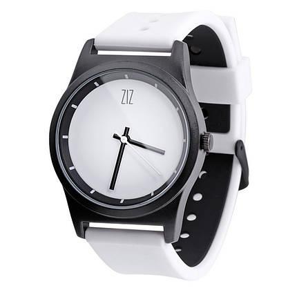 Часы White на силиконовом ремешке + доп. ремешок + подарочная коробка Z-4100245, фото 2