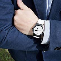 Часы White на силиконовом ремешке + доп. ремешок + подарочная коробка Z-4100245, фото 3