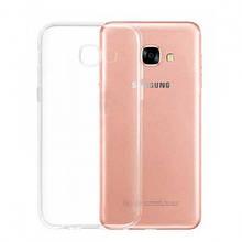 Чехол накладка силиконовый SK Ultrathin для Samsung G965 S9 Plus прозрачный