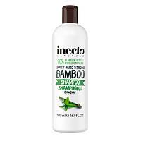 Шампунь увлажняющий для волос с экстрактом бамбука Inecto Naturals Bamboo Shampoo  Lambre / Ламбре 500 ml