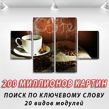 Картины на холсте модульные купить в интернет магазине картин, 50x80 см, (25x18-2/50х18-2), фото 2