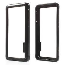 Чехол бампер силиконовый SK для Samsung Galaxy Alpha G850 черный