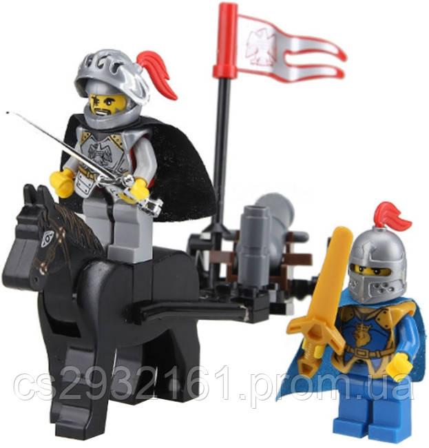 Конструктор Brick, Рыцари конструктор, конструктор типа лего, конструктор  1012
