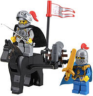 Конструктор Brick, Рыцари конструктор, конструктор типа лего, конструктор  1012, фото 1
