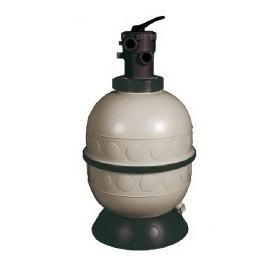 Фильтр Hayward PRO S240TIE (14м3/час, D600) для бассейна с объёмом воды до 56 м3