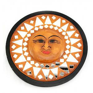 "Зеркало мозаичное ""Солнце"" (d-20 cм) ( 29902)"