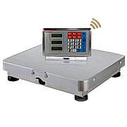 Беспроводные торговые весы ACS 200KG WIFI 35*45 см