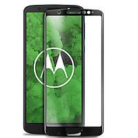 Защитное стекло Mocolo для Motorola Moto G6 Full Cover Black (0.33 мм)