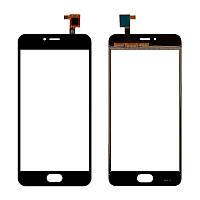 Сенсорный экран (тачскрин) Meizu M3   M688h   M3 mini чёрный orig