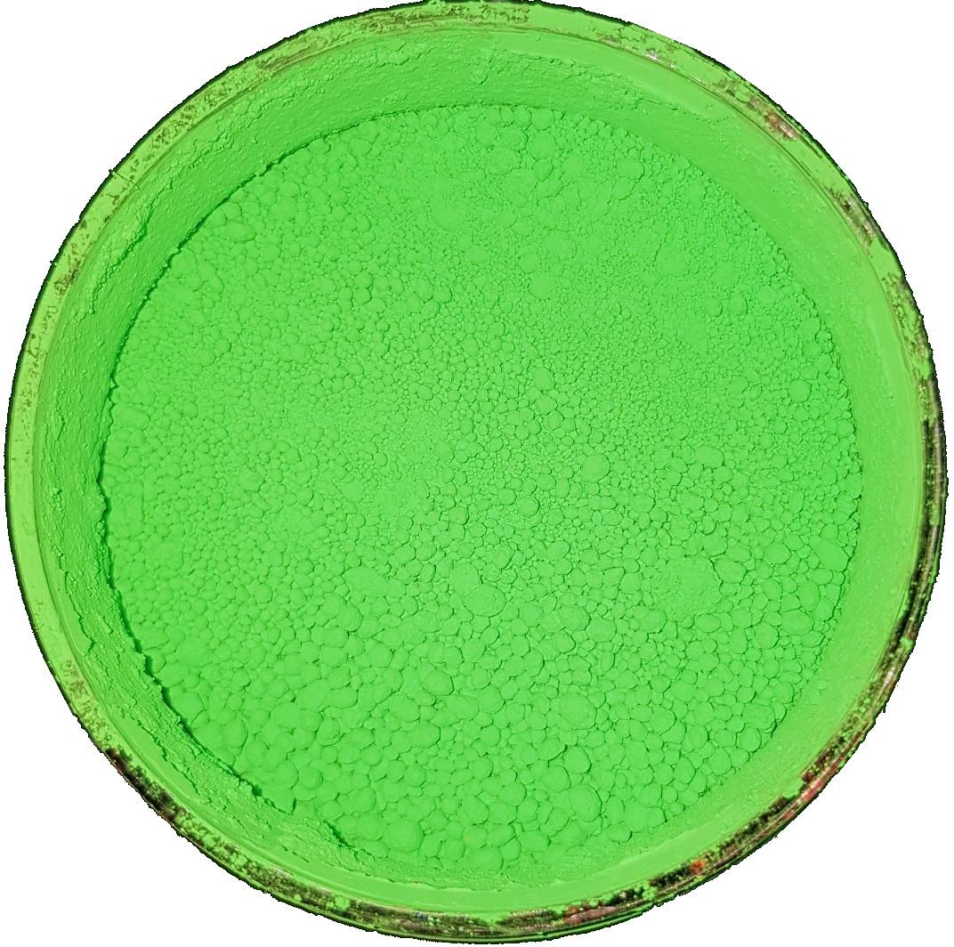 Пигмент флуоресцентный зеленый HP-11