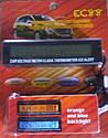 Годинник автомобільний ZIRY EC-88 час, дата, напруга, температура зовнішня/внутрішня, фото 4