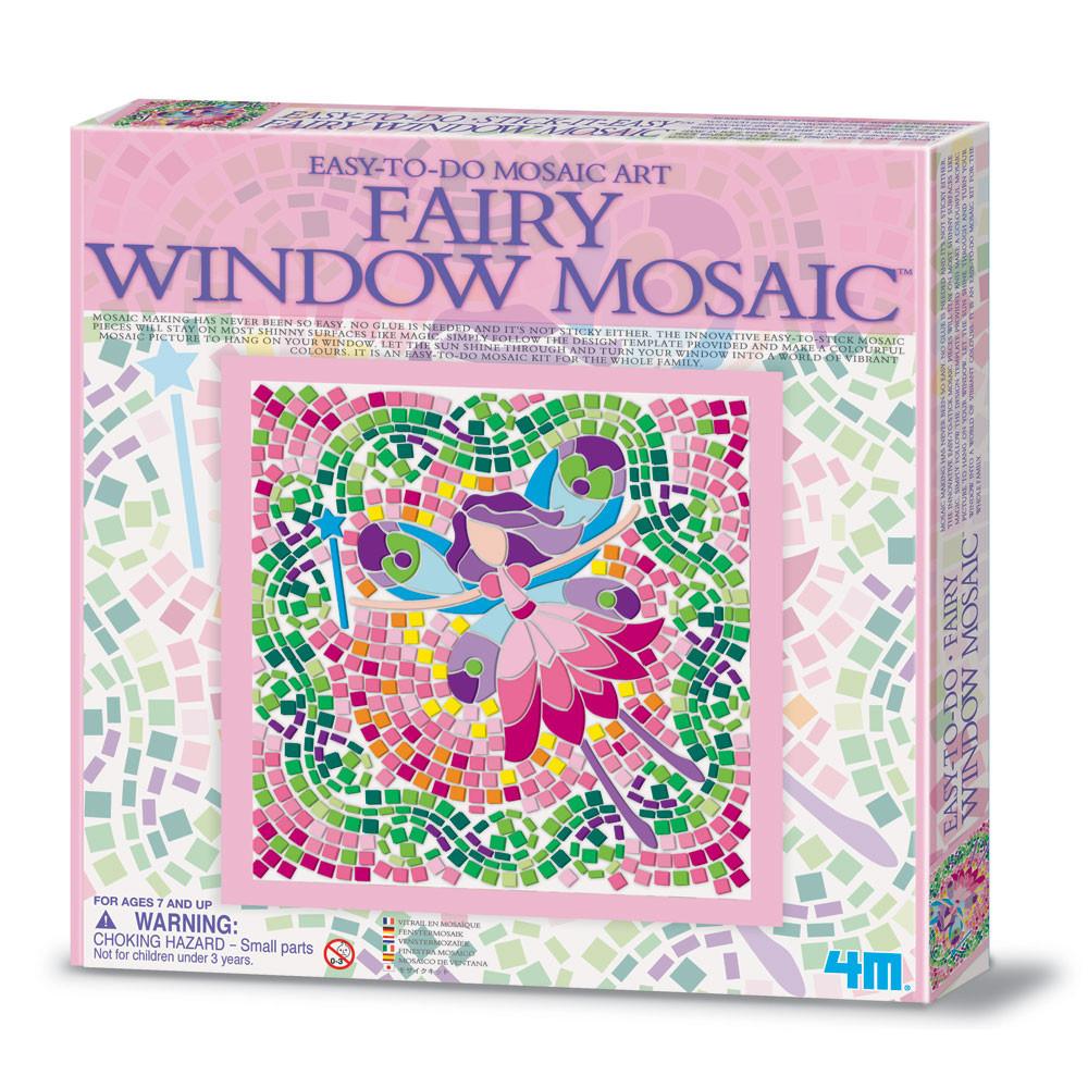 Набор для творчества Мозаика на окно 4M (00-04565)