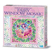 Набор для творчества Мозаика на окно 4M (00-04565), фото 1