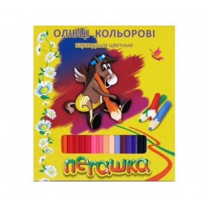 """Олівці """"Marco"""" 48цветов №1010 """"Пегашка"""", фото 2"""
