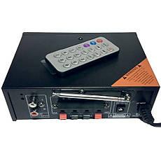 Усилитель звука MEGA-SOUND AK-699BT + ПОДАРОК: Настенный Фонарик с регулятором BL-8772A, фото 3