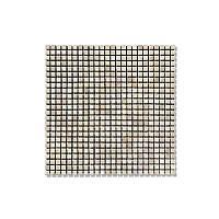 Мозаика из мрамора МКР-1С (старенная/валтованная) Victoria Beige