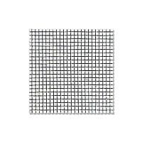 Мозаика из мрамора МКР-1С (старенная/валтованная) Mix White