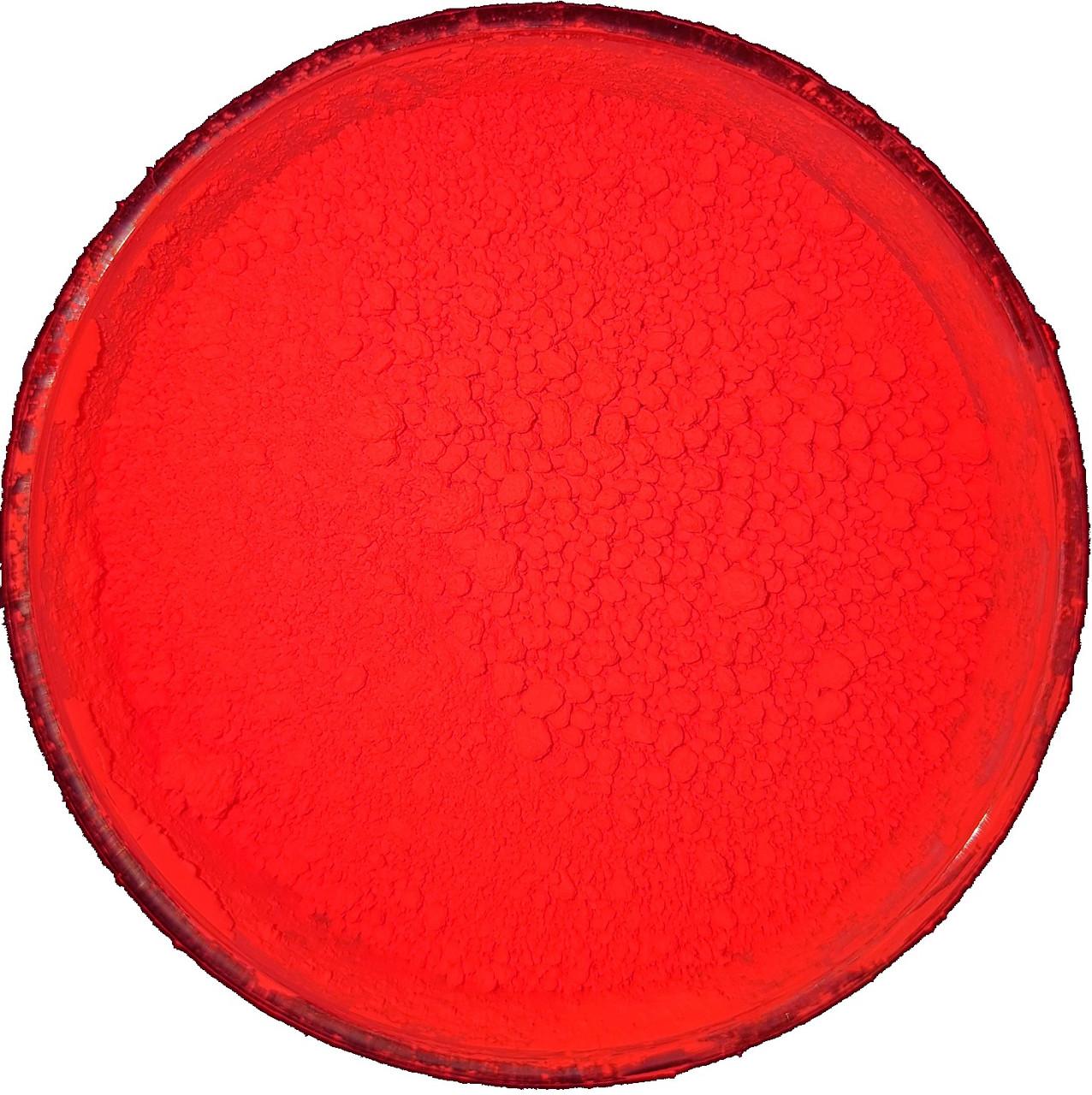 Пигмент флуоресцентный красный HP-15