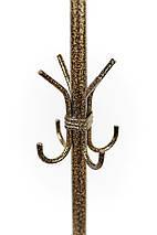"""Вешалка-стойка для одежды """"Париж"""" кованая металлическая 41 х 41 х 180 см, фото 3"""