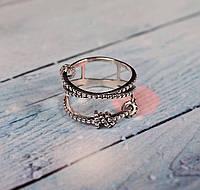 Женское серебряное кольцо #