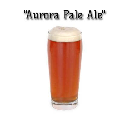 """Пивной набор """"Aurora Pale Ale"""" (зерновой)"""
