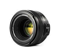 Объектив YONGNUO YN 50mm F/1.8N для Nikon, фото 1
