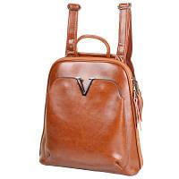 Женский кожаный рюкзак eterno (ЭТЕРНО) rb-gr3-801lb-bp