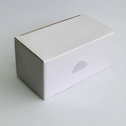 """Набор чашек 2 ед """"black & white"""" 200 мл керамические чашки комплект чашка оригинальная белая черная, фото 2"""