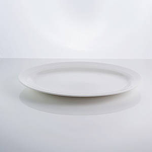 """Блюдо фарфоровое овальное 12 """"Blob"""", 31 х 22,5 см фарфор"""