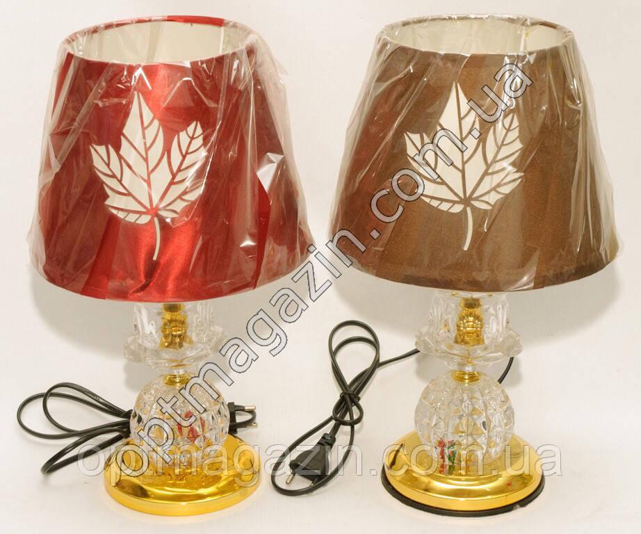 Лампа-нічник торшер. Настільна лампа. Світильник торшер