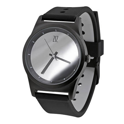Часы Mirror на силиконовом ремешке + доп. ремешок + подарочная коробка Z-4100344, фото 2