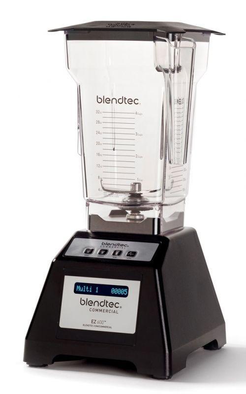 Профессиональный блендер Blendtec EZ 600 (1-а чаша Four Side)– блендер для бара