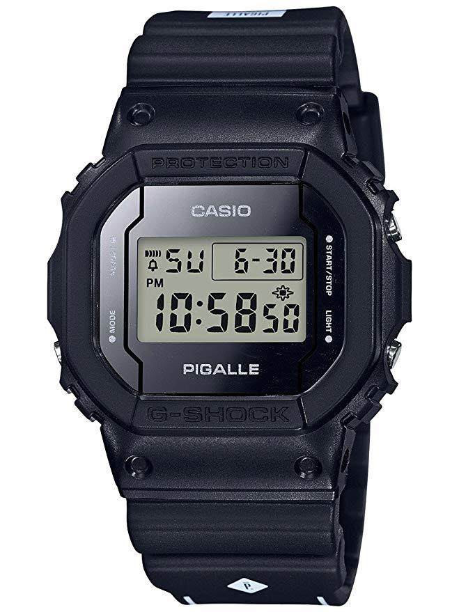 Часы Casio G-Shock PIGALLE DW-5600PGB-1 Limited Edition