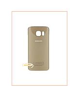 Задняя крышка Samsung G920F Galaxy S6 Gold