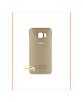 Задняя крышка Samsung G920F Galaxy S6 Gold