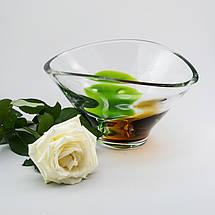 Фруктовница стеклянная Autumn 280 х 175 мм, фото 2