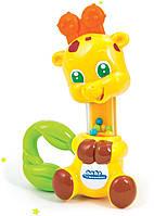 Погремушка для малышей Жирафик