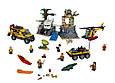 """Конструктор Bela 10712 """"База исследователей джунглей"""" (аналог Lego City 60161) 857 дет, фото 2"""