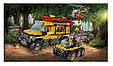 """Конструктор Bela 10712 """"База исследователей джунглей"""" (аналог Lego City 60161) 857 дет, фото 10"""