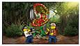 """Конструктор Bela 10712 """"База исследователей джунглей"""" (аналог Lego City 60161) 857 дет, фото 8"""