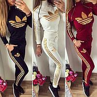 Женский костюм Adidas 42-50 S-XL Адидас CAVALIERI