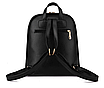 Рюкзак женский кожаный городской Kailalivia Синий, фото 3