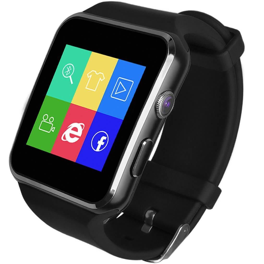 Розумні годинник Smart X6 UWatch Nano