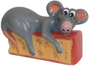 Копилка Мышь с сыром